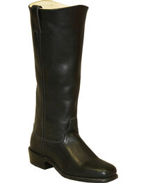 Abilene Men's Cowhide Shooter Boots - Square Toe, , hi-res