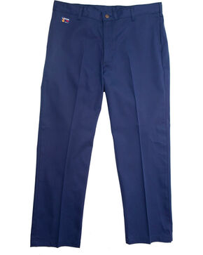Lapco Men's Flame Resistant Work Pants, Indigo, hi-res