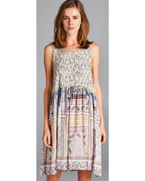 Hyku Women's Sleeveless Hi-Lo Dress, , hi-res