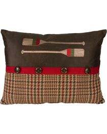 HiEnd Accents Tahoe Paddle Pillow, , hi-res