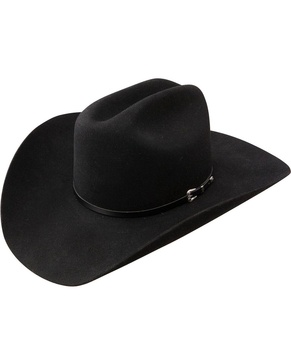 Resistol George Strait Sonora 4X Fur Felt Cowboy Hat, , hi-res