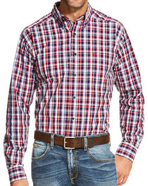 Ariat Men's Multi Roco Long Sleeve Shirt, , hi-res