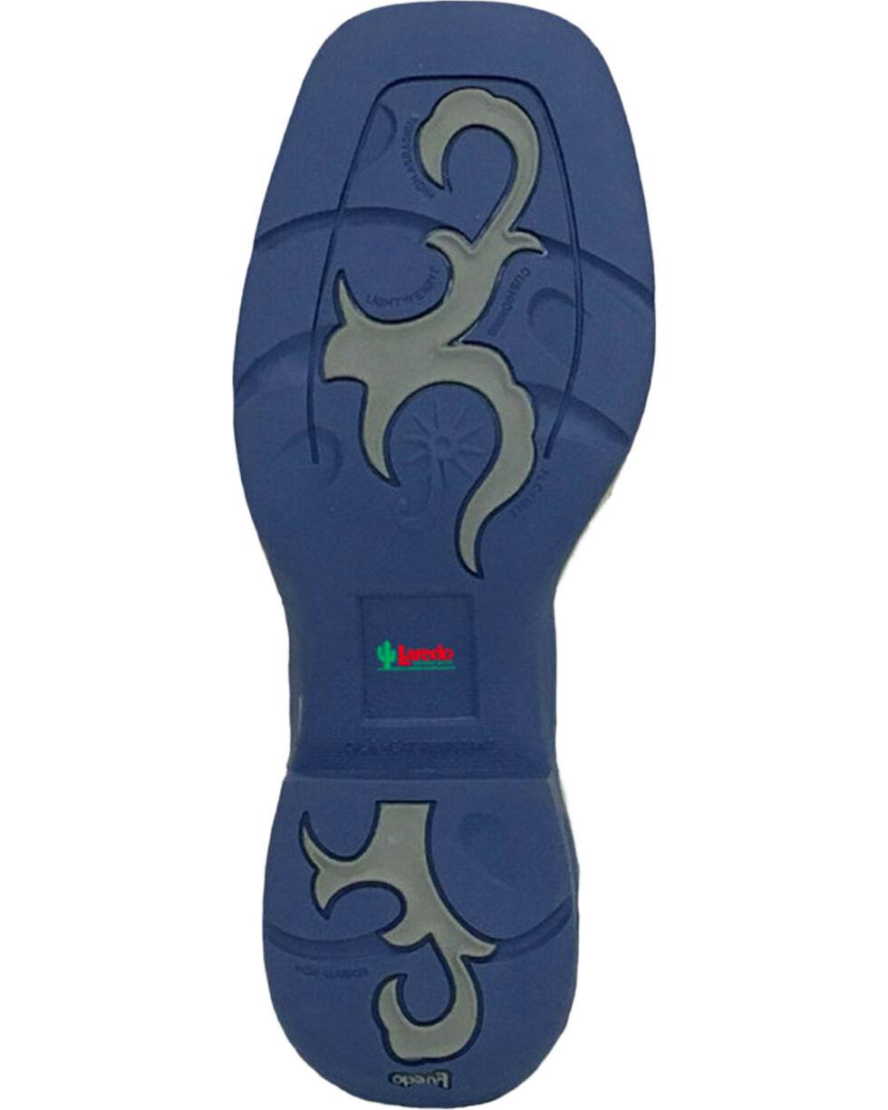 Laredo Women's Frolic Performair Western Boots, Blue, hi-res