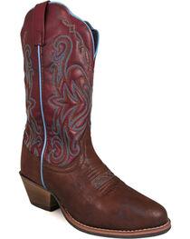 Smoky Mountain Women's Altoona Western Boots - Medium Toe , , hi-res