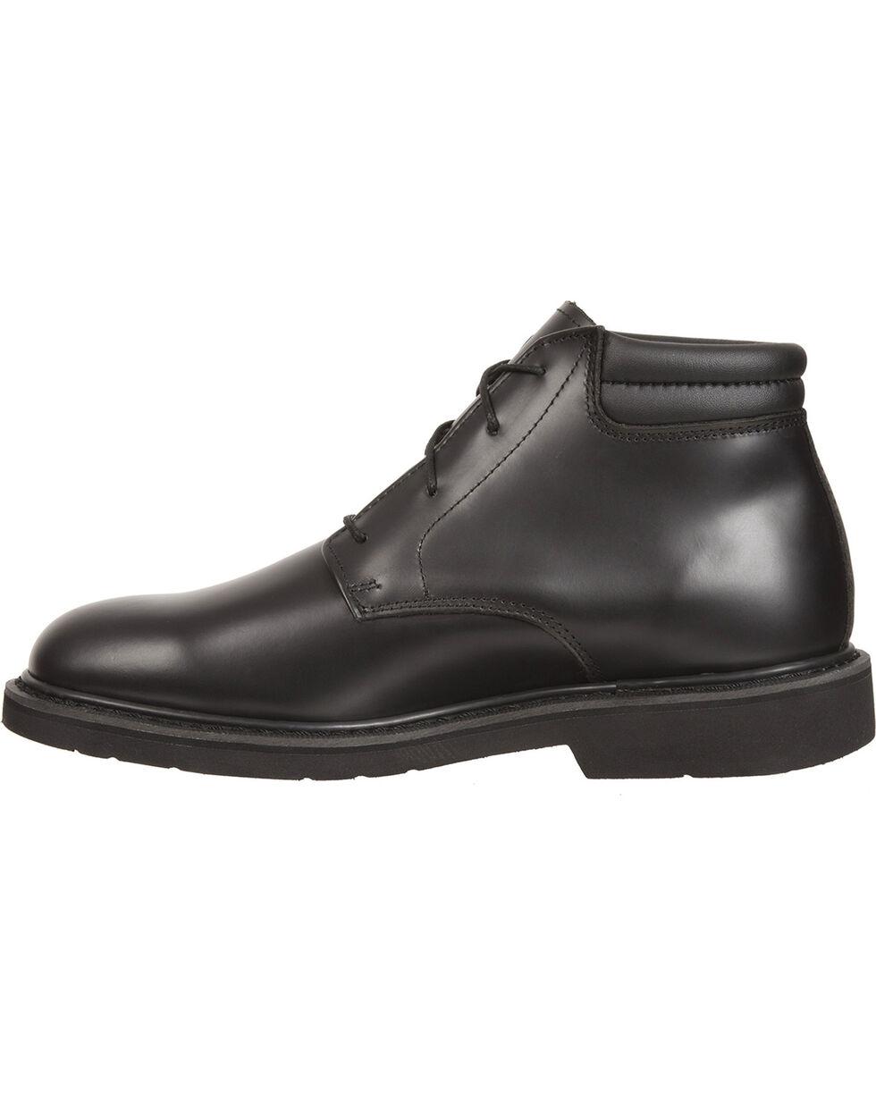 Rocky Men's Professional Dress Chukka Duty Boots, Black, hi-res