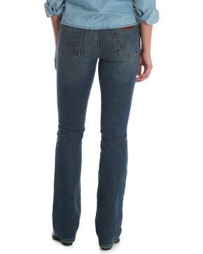 Wrangler Women's Vintage Wash Retro Mae Jeans  , Indigo, hi-res