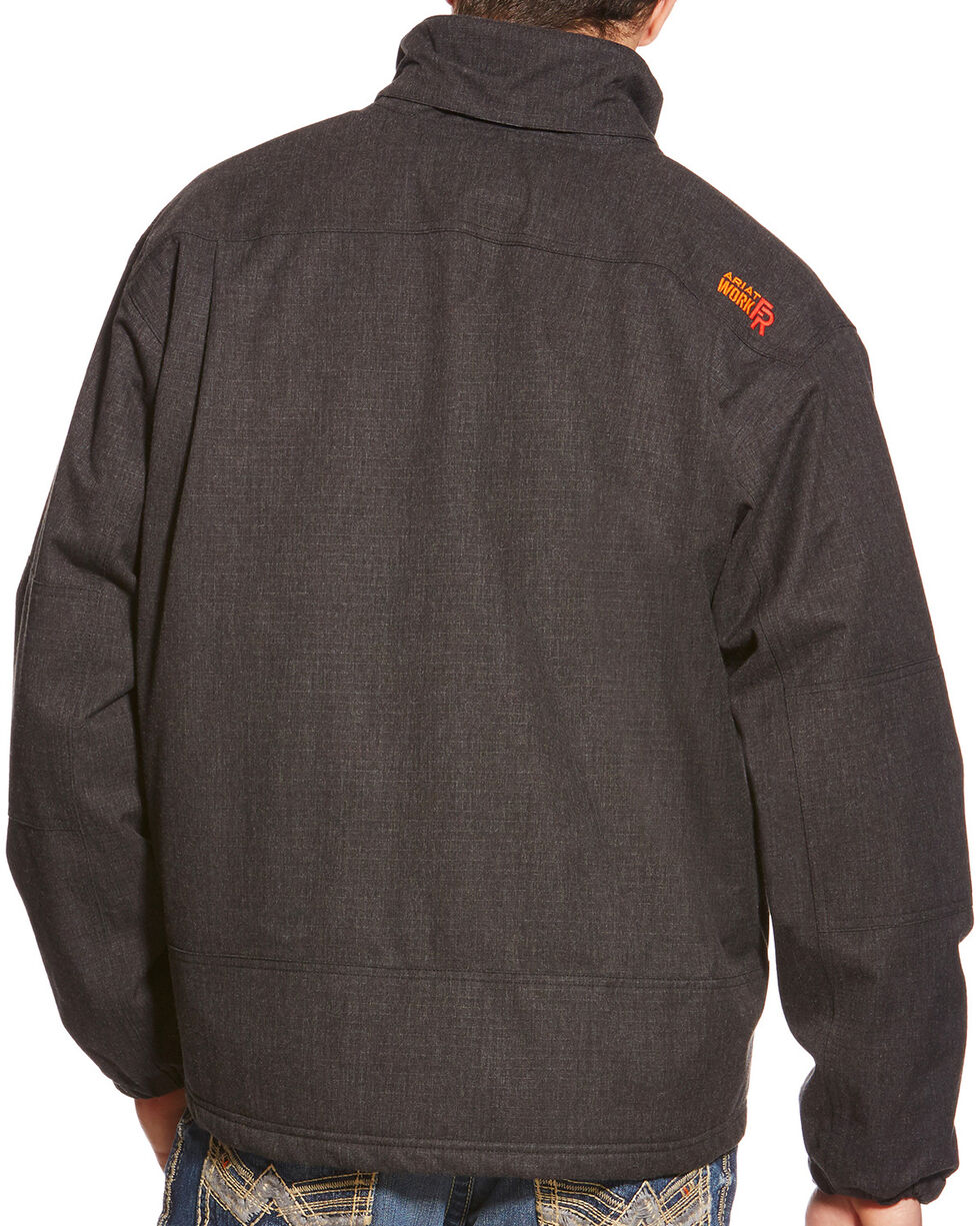 Ariat Men's Black FR H20 Proof Jacket, Black, hi-res