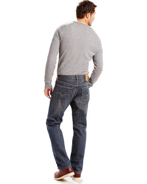 Levi's Men's Blue 559 Range Relaxed Jeans - Straight Leg , Blue, hi-res