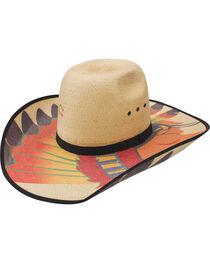 Charlie 1 Horse Natural Brave Western Hat, , hi-res