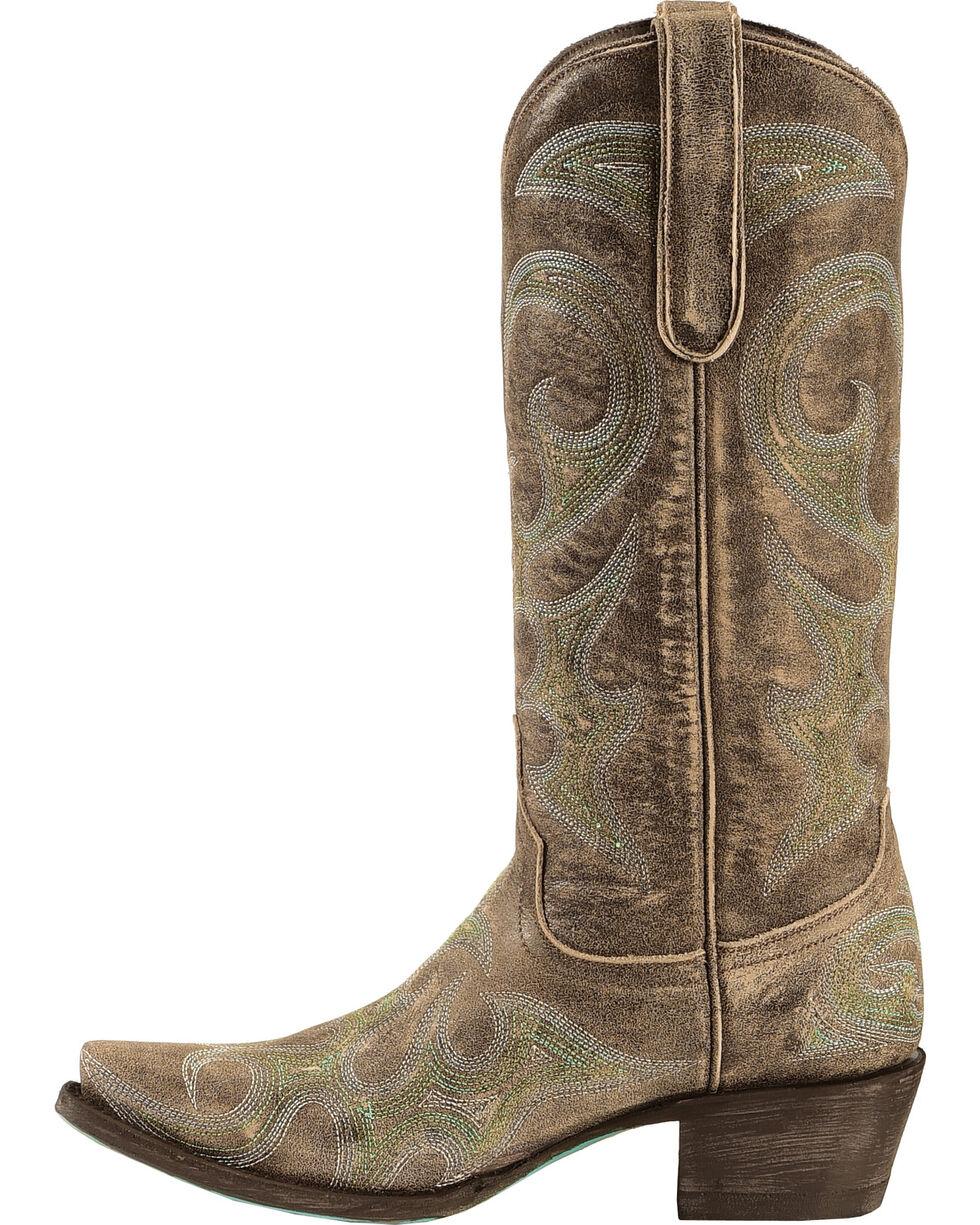 Lane Women's Lovesick Western Fashion Boots, Brown, hi-res
