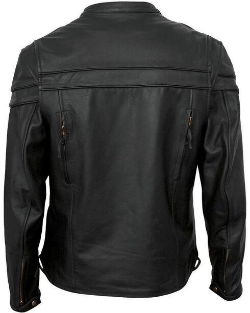 Interstate Leather Scooter Jacket, , hi-res