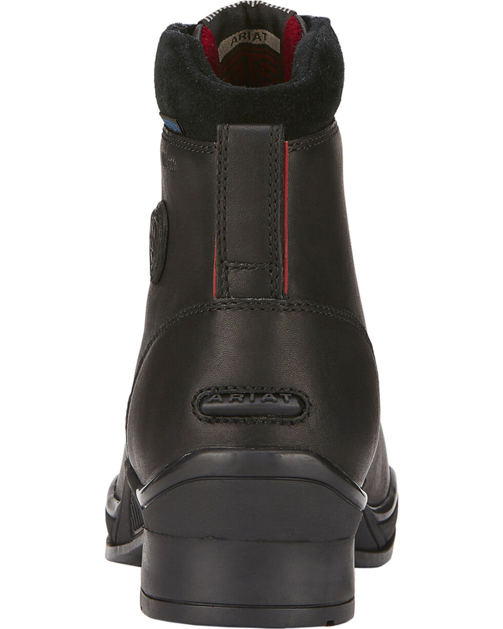 Ariat Women's Extreme Zip H20 Insulated Boots, Black, hi-res