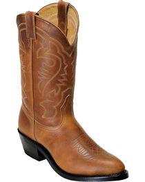 """Boulet Men's 13"""" Challenger Nitrile Sole Cowboy Boots, , hi-res"""