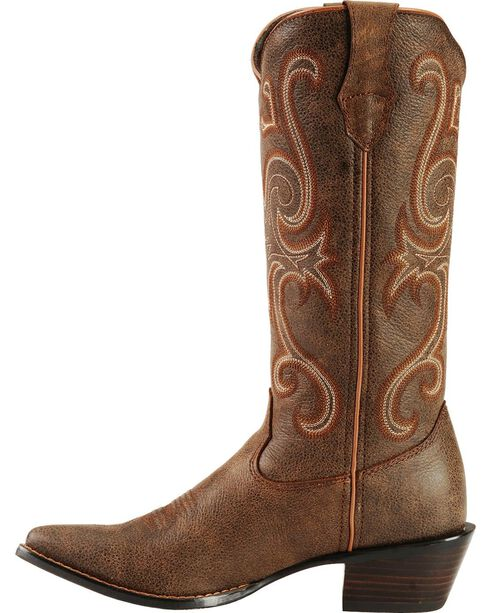 Durango Women's Crush Jealousy Western Boots, Brn Bomber, hi-res