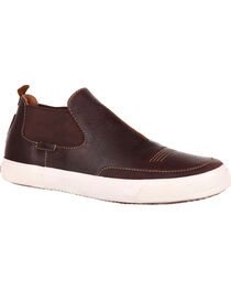 Durango Men's Music City Twin Gore Leather Sneakers, , hi-res