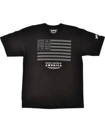 Jack Daniel's Men's Flag Tee, , hi-res