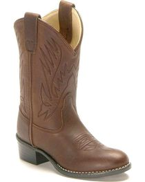 Old West Toddlers' Cowboy Boots, , hi-res