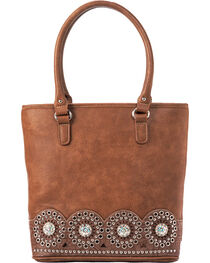 Blazin Roxx Women's Rhianna Embellished Tote Bag , , hi-res
