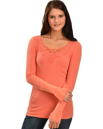 Others Follow Women's Giliana Knit Top, , hi-res