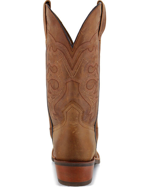 Cody James® Men's Crazy Horse Western Boots, Brown, hi-res