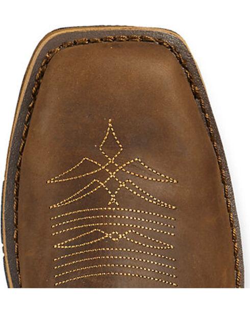 Red Wing Irish Setter Men's Rust Marshall Work Boots - Steel Toe , Brown, hi-res