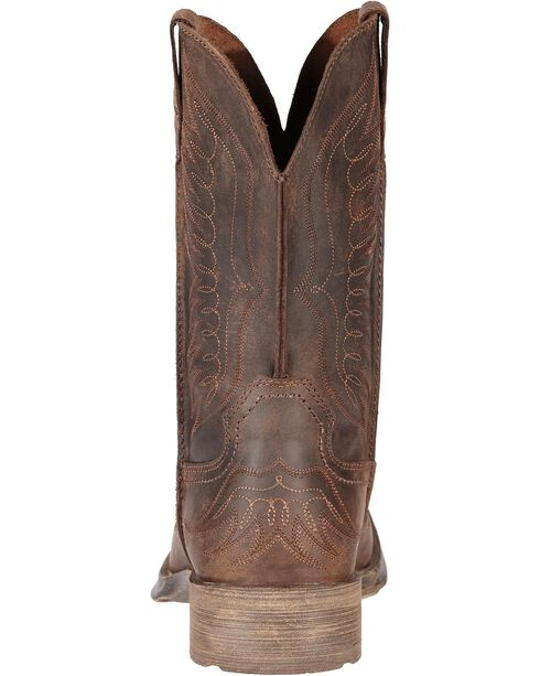 Ariat Men's Rambler Phoenix Western Boots, Distressed, hi-res