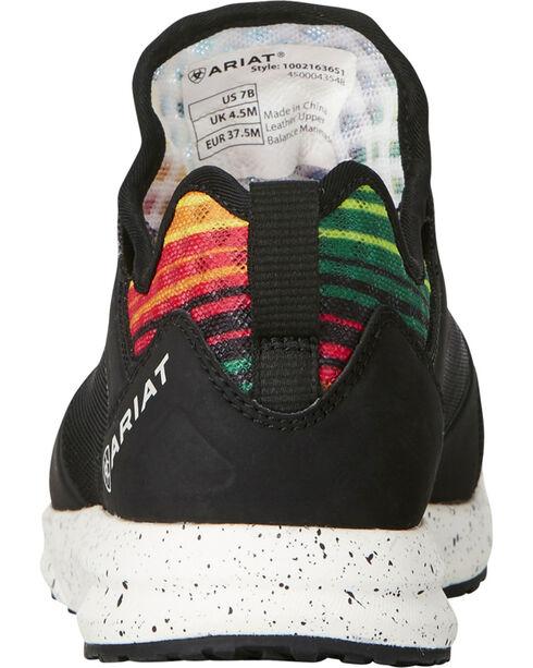 Ariat Women's Fuse Rainbow Mesh Sneakers, Multi, hi-res