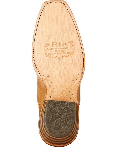 Ariat Women's Gentry Performance Western Boots, Honey, hi-res