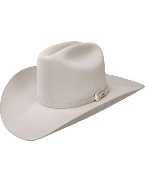 Resistol 6X Classics Midnight Felt Hat, Silverbelly, hi-res
