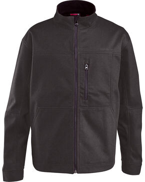 Wolverine Men's Renegade Bonded Canvas Jacket, Black, hi-res