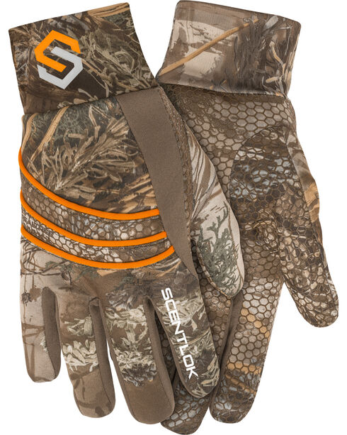 Scentlok Technologies Camo Savanna Lightweight Shooters Gloves , Multi, hi-res