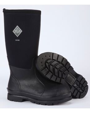 The Original Muck Boot Co. Chore All-Coniditions Boots, Black, hi-res