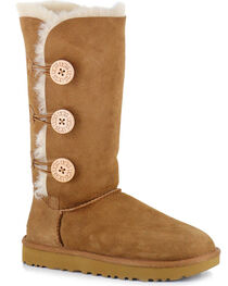 UGG® Women's Bailey Button Triplet II Water Resistant Boots, , hi-res