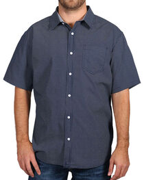 Cody James® Men's Textured Short Sleeve shirt , , hi-res