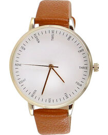 Shyanne® Women's Gold-Tone Watch, , hi-res