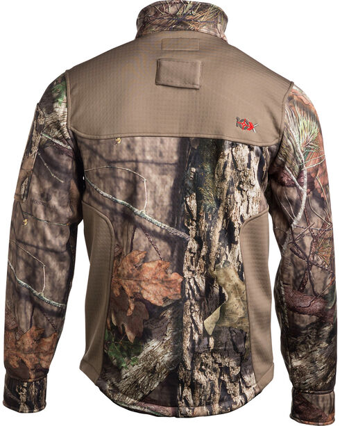 10X Mossy Oak Camo Silent Quest Lock Down Scentrex Jacket, Moss, hi-res