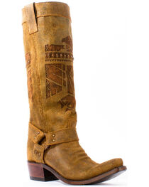 Junk Gypsy by Lane Women's She Who is Brave Western Boots, , hi-res