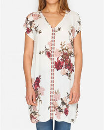Johnny Was Women's Georgia Blooms Effortless Tunic, , hi-res
