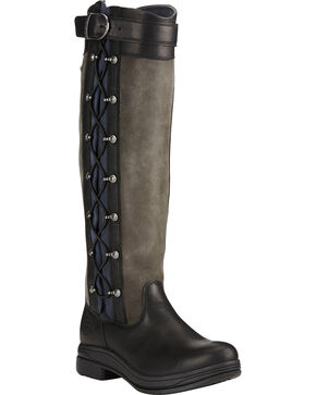 Ariat Women's Grasmere Pro GTX English Boots, Black, hi-res