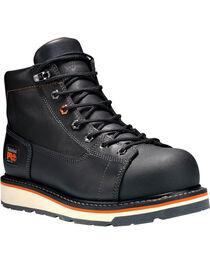 Timberland Men's Grindwork Alloy Toe Work Boots, , hi-res