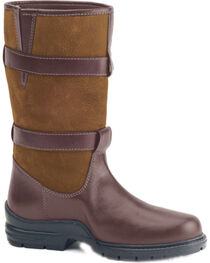 Ovation Women's Brown Maree Country Boots, , hi-res