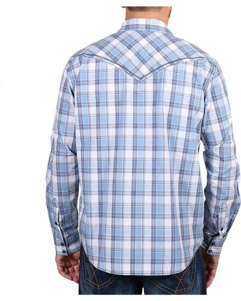 Cody James® Men's Light Plaid Long Sleeve Shirt, , hi-res