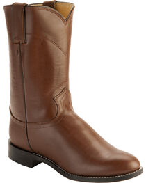 Justin Men's Kiddie Roper Western Boots, , hi-res