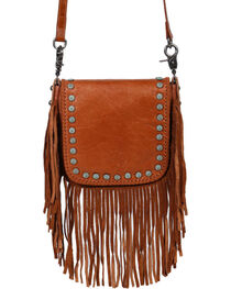 Shyanne® Women's Fringe Crossbody Bag, , hi-res