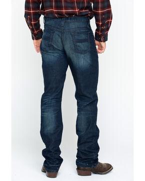 Cinch Men's White Label Mid Rise Performance Denim - Straight Leg, Indigo, hi-res