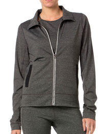 Miss Me Women's Double Zippered Jacket, , hi-res