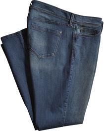 NYDJ Women's Indigo Plus Size Barbara Bootcut Jeans, , hi-res