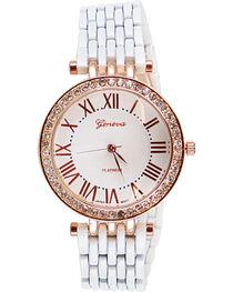 Shyanne® Women's Rhinestone Watch, , hi-res