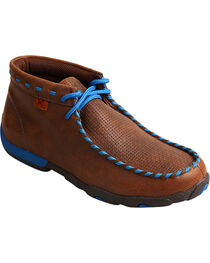 Twisted X Women's Stitched Driving Mocs, , hi-res