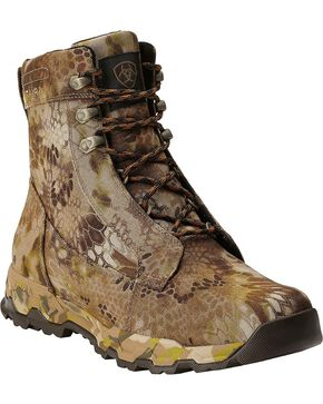 "Ariat FPS Kryptek Waterproof & Insulated 7"" Lace-Up Hunting Boots, Camouflage, hi-res"